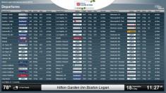 Hilton Garden Inn Boston Logan installs FlyteBoard