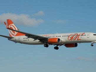 GOL Boeing 737-800