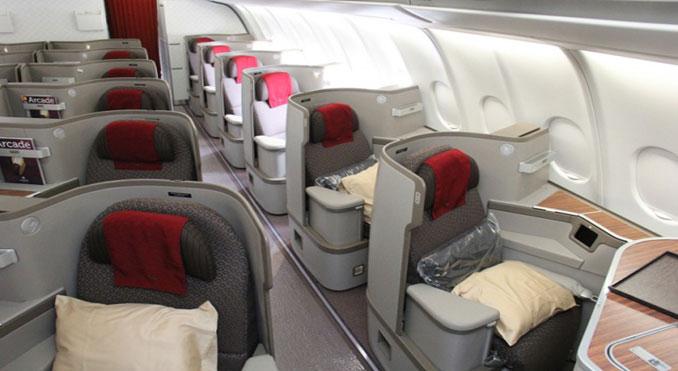 Garuda Indonesia unveils new Business Class