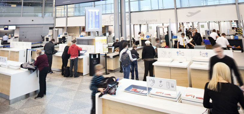 Helsinki passengers can get back confiscated items