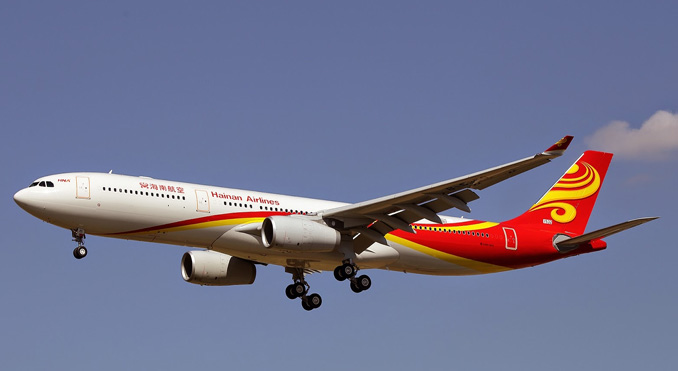 Hainan Airlines picks Thales for IFE on its A330s