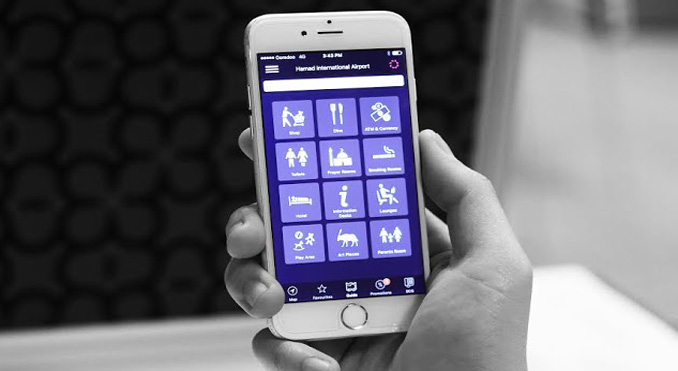 Hamad International Airport launches mobile app with iBeacon features