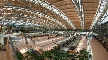 Hamburg Airport Terminal