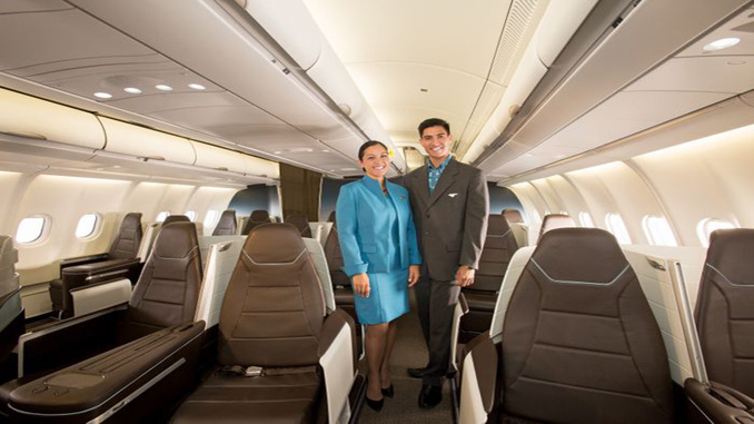 Hawaiian Airlines gets first A330 with new Premium Cabin