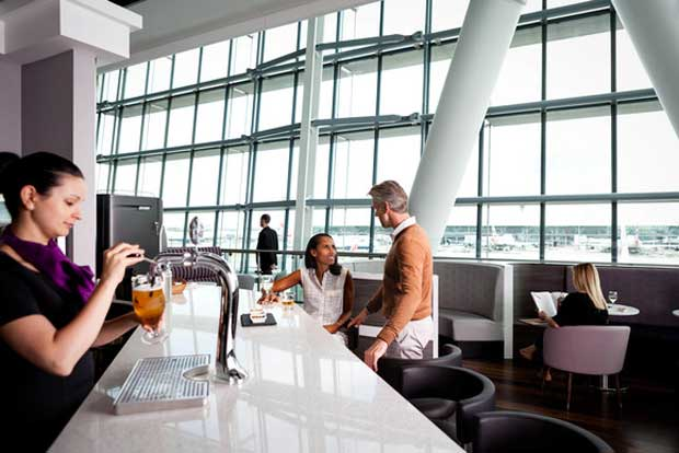 Heathrow Terminal 5 opens independent, shared-use lounge