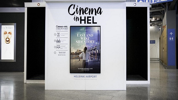 Helsinki Airport Cinema in HEL