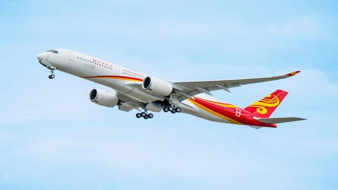 Hong Kong Airlines A350-900