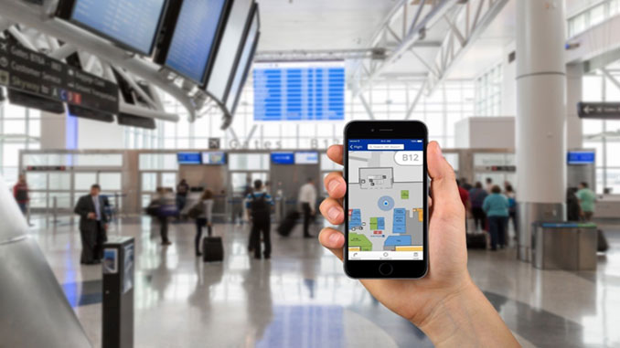 Houston airports to introduce turn-by-turn wayfinding