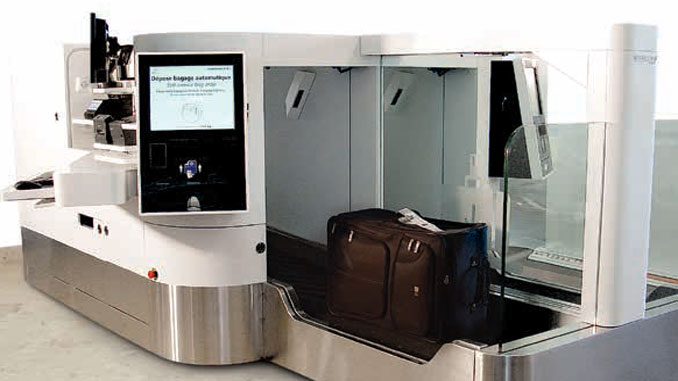 Changi to install auto bag drop from ICM