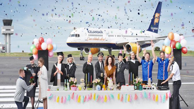 Icelandair's Buddies are back!