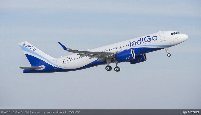 IndiGo operates Airbus A320ceo, A320neo and A321neo [Image: Airbus]