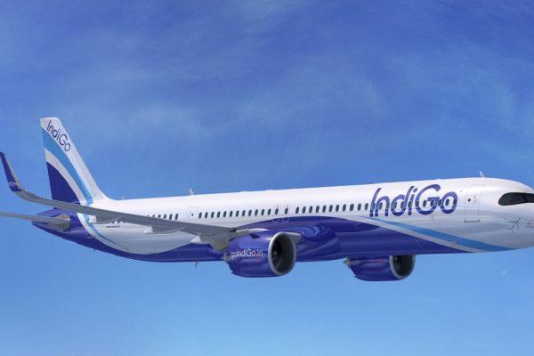IndiGo Airbus A321XLR