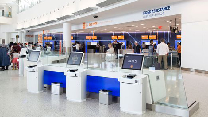 JetBlue brings self check-in and self tagging to JFK