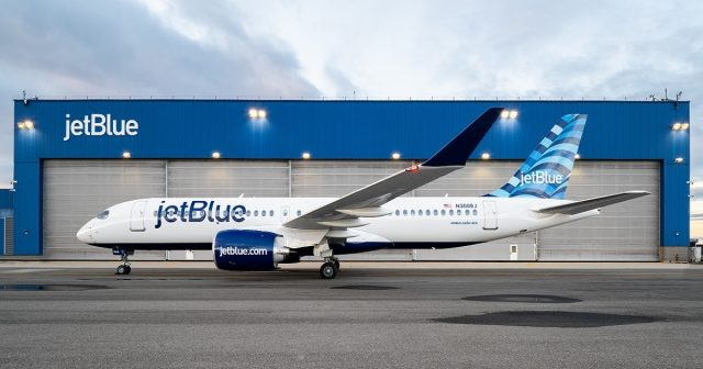 JetBlue_A220-300 enters service