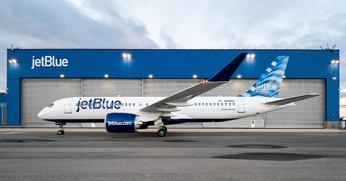 JetBlue_A220-300 enters service