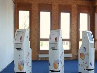SITA Lab unveils KATE, a robotic kiosk
