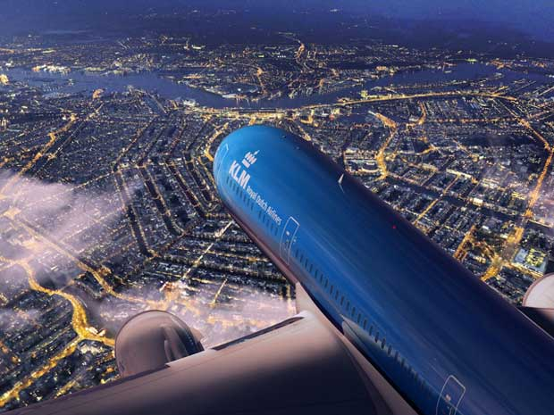 KLM previews Boeing 787-9 interior