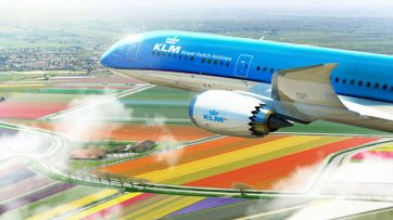 KLM tests artificial intelligence to help answer questions