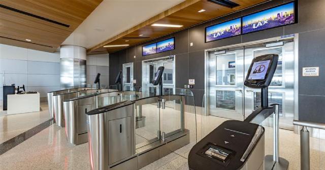 LAX Tom West biometric egates