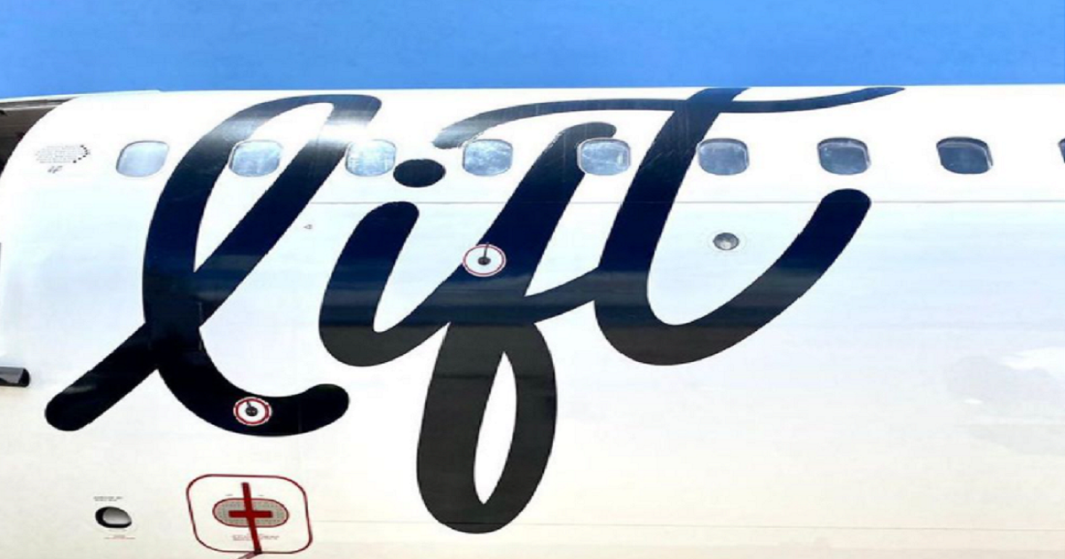 LIFT aircraft logo