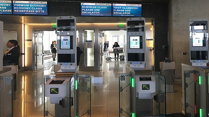 Lufthansa-biometric-trial-at-LAX.