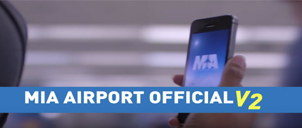 MIA mobile APP 2.0 uses geo-location technology
