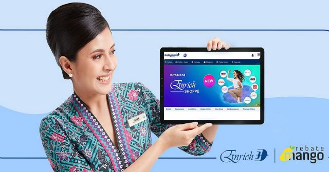 Malaysia Airlines online shopping platform