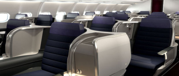 Malaysia Airlines rolls out new A330 Business Class Seats