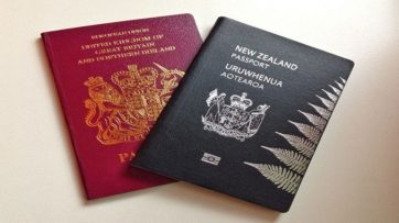 Air New Zealand adds passport scan to its app