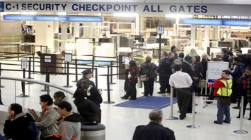 Newark Airport gets automated security screening lanes