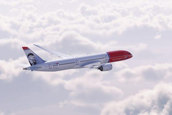 Norwegian Air Boeing 787-9
