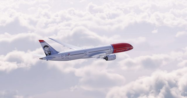 Norwegian Air Boeing 787-9