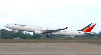 Philippine Airlines offers 30 minutes free inflight wi-fi