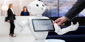 Christchurch Airport trials Pepper the robot
