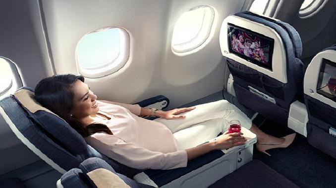 Philippine Airlines premium economy