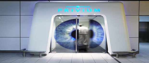 Amsterdam Schiphol new biometric tests