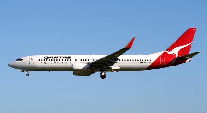 Qantas launching inflight Wi-Fi on domestic flights