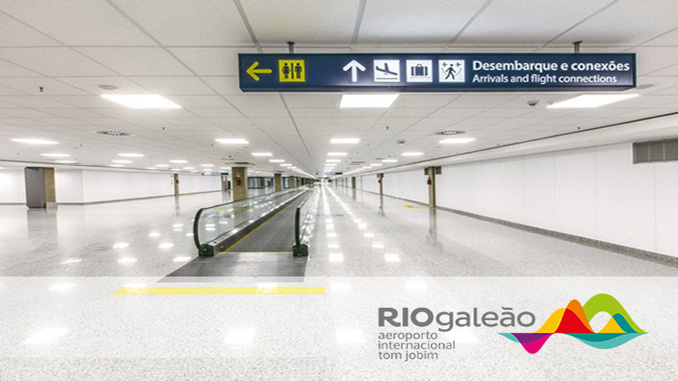 RIOgaleão – Tom Jobim to introduce with ABC e-gates