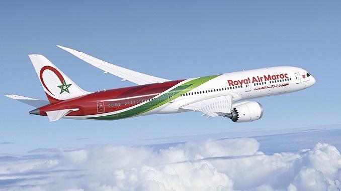 Royal Air Maroc first Boeing 787-9