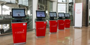 Royal Jordanian launches self-service check-in at Queen Alia