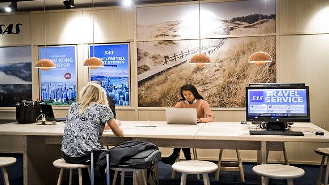 SAS improves Copenhagen passenger experience