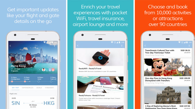 SATS launches mobile app with turn-by-turn navigation