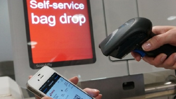 SITA self-service bag drop