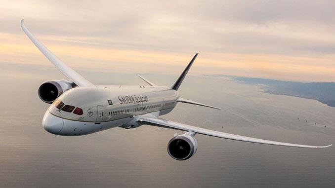 Saudia Boeing 787-9