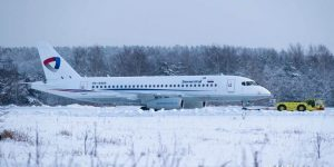 Severstal Aircompany receives its first Sukhoi SSJ100