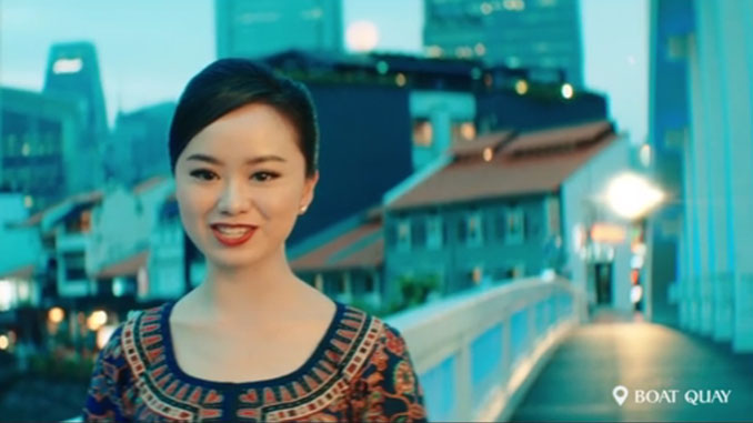 Singapore Airlines safety video also shows tourist highlightsSingapore Airlines safety video also shows tourist highlights