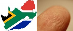 South Africa captures biometrics on arrival