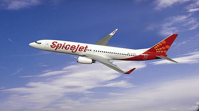 SpiceJet reserves a row just for women passengers