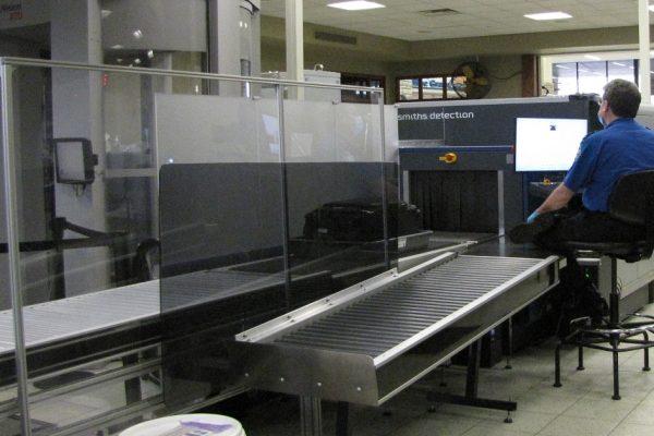 TSA CAT scanner
