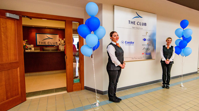 Airport Lounge Development opens lounge at Pittsburg